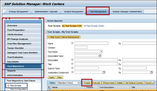 SAP Solman - Quick Guide - Tutorialspoint