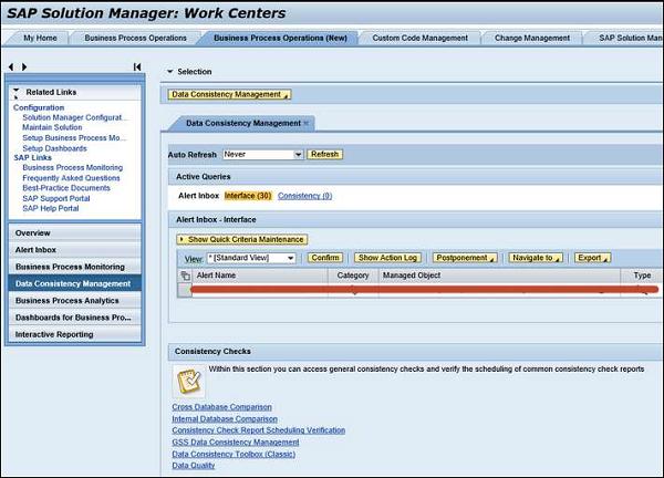 SAP Solman - Quick Guide - Tutorialspoint