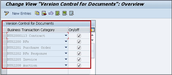 Version Control For Documents