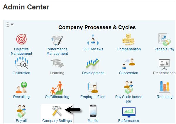 SAP SuccessFactors - Quick Guide - Tutorialspoint
