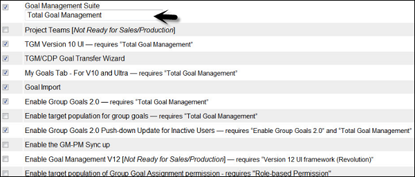 SAP SF - Performance and Goals - Tutorialspoint
