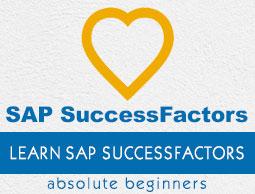 sap successfactors quick guide