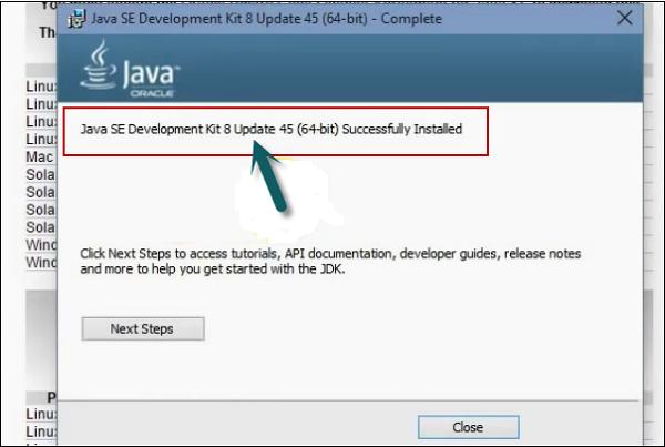 Java 8 Update 45 Download 64 Bit