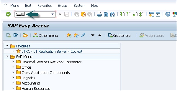 step 1 select web dynpro component right click to open the context menu go to create service call