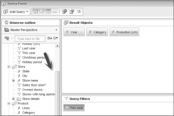 how to create a webi report in sap bo
