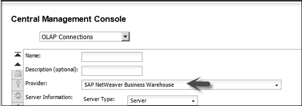 SAP NetWeaver Business Warehouse