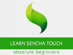 Sencha Touch Tutorial