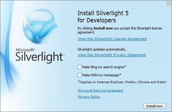 Silverlight Application