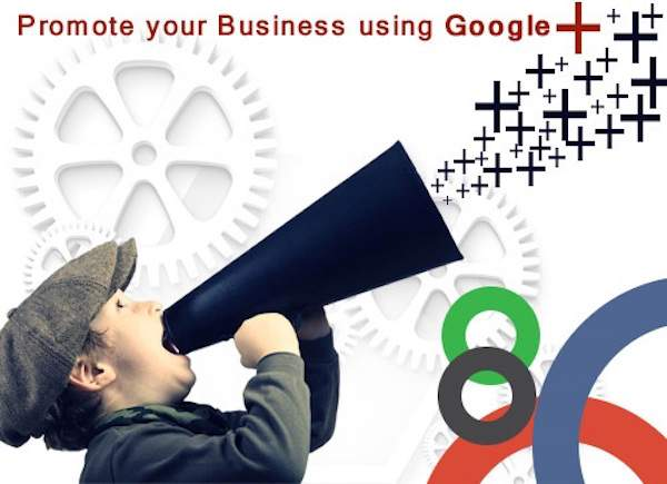 Business Using Google+