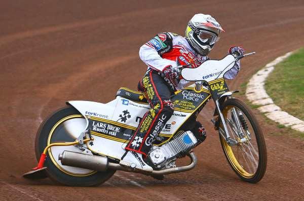 Speedway Motorbike