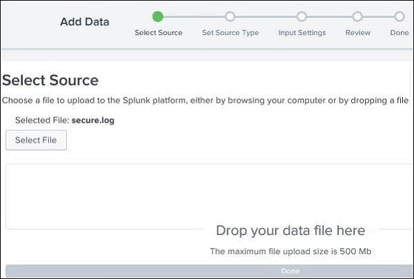 Splunk - Data Ingestion - Tutorialspoint