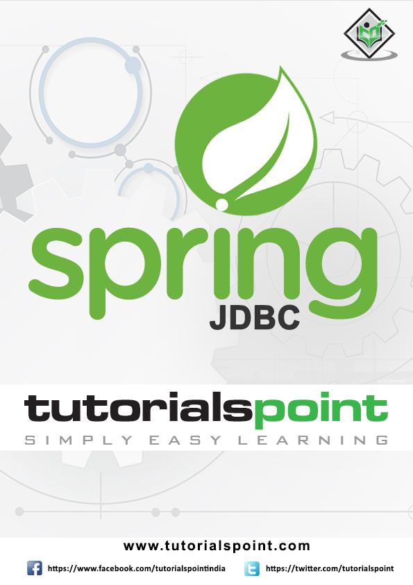 Spring Tutorial Pdf