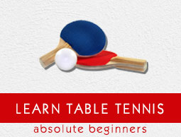 Table Tennis Tutorial