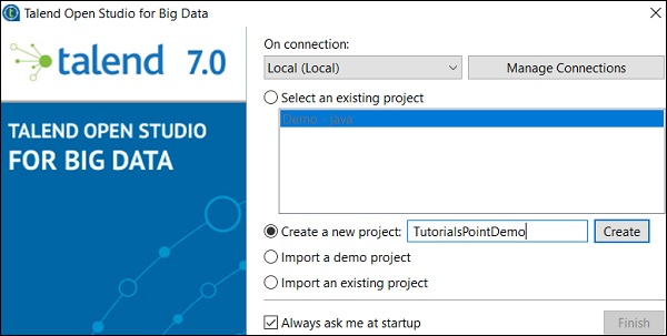 Talend - Quick Guide - Tutorialspoint