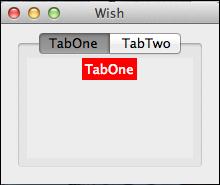Tk - Notebook Widget
