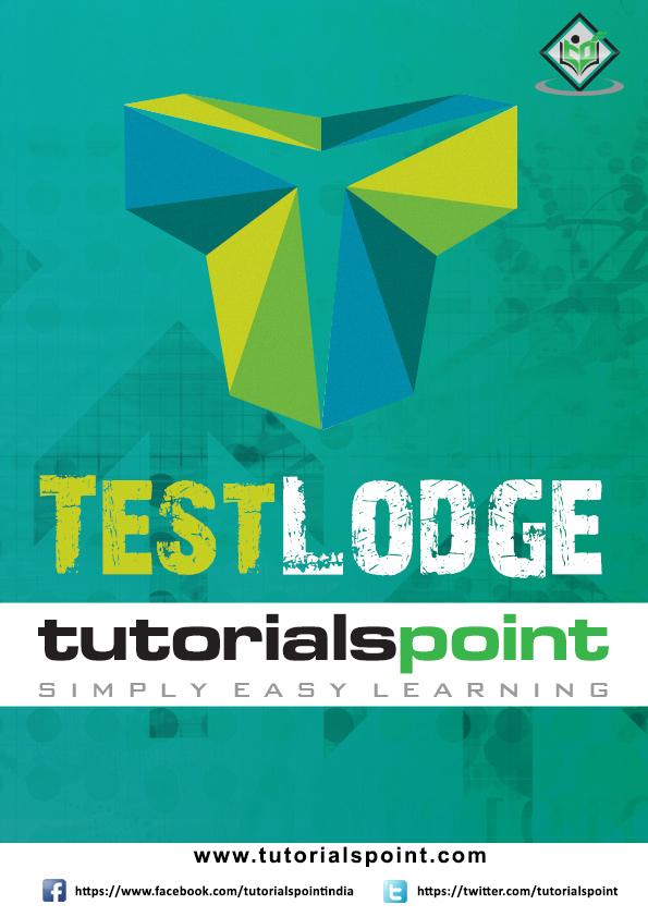 TestLodge Tutorial