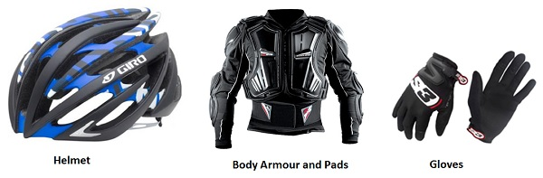 Body Armours Pads
