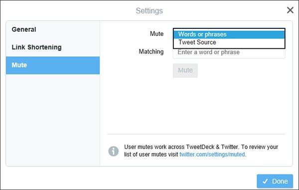Tweetdeck Quick Guide