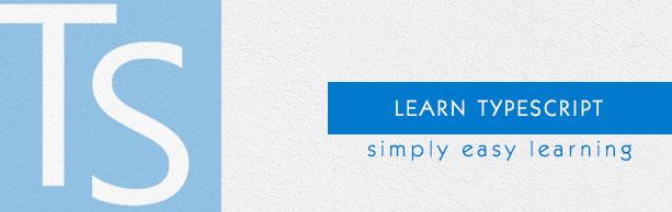 TypeScript Tutorial - Tutorialspoint