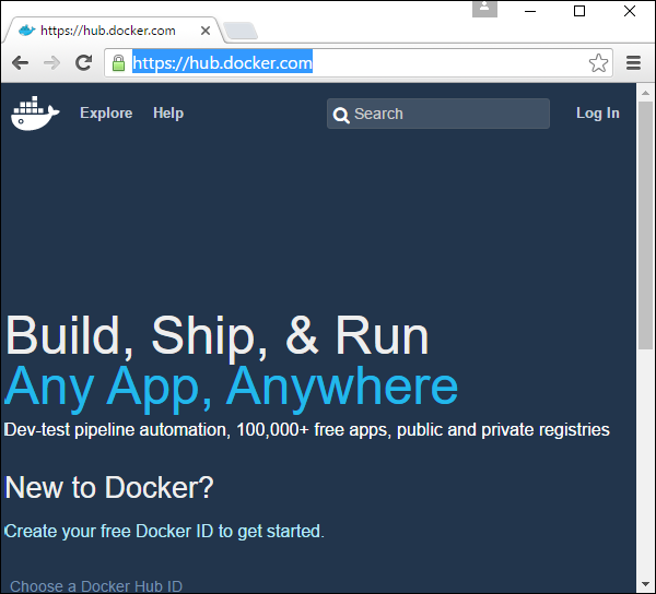 how to build and install docker image
