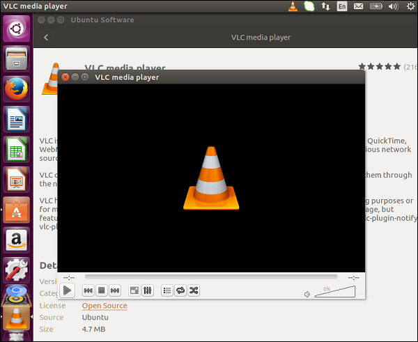 Launch Media Player