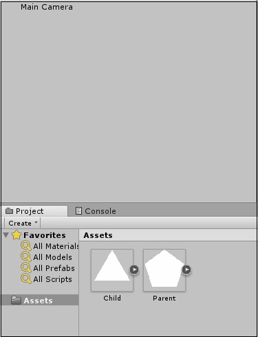 Unity - Transforms and Object Parenting - Tutorialspoint