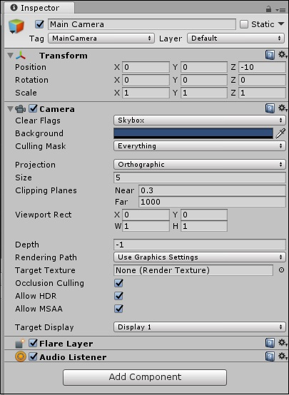 Unity - Quick Guide - Tutorialspoint