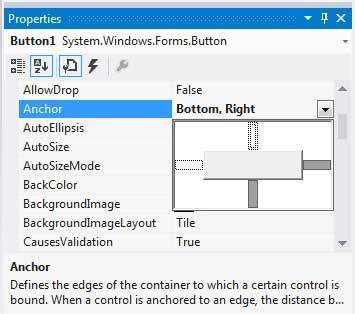 VB.Net Anchoring of Controls