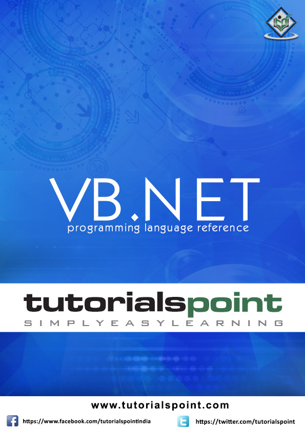 Visual Basic Tutorial Pdf For Beginners