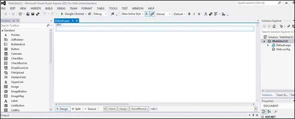 how to create new file in visual tax