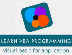 VBA Tutorial - Tutorialspoint