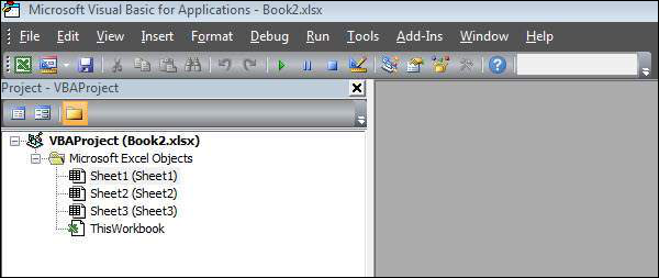 VBA - Quick Guide - Tutorialspoint
