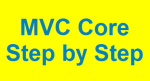 Learn MVC Core in 4 Hours Image