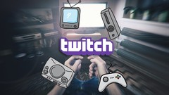 Introduction To Twitch TV Video Game Live Streaming Image