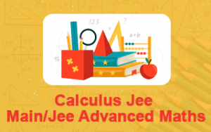 Calculus Jee Main/Jee Advanced Maths Image