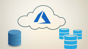 Microsoft AZURE: Database Services on Cloud Image