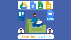 Tools for Working From Home - Google Apps, Trello & Zoom Image