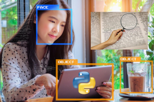 Computer Vision: Python OCR & Object Detection Quick Starter Image