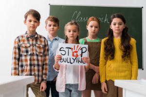 Stop Bullying - Practical Verbal & Physical Self-Defense Image