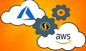 Mastering DevOps with AWS and Azure Image