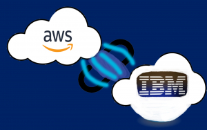 AWS and IBM Databases on Cloud Image