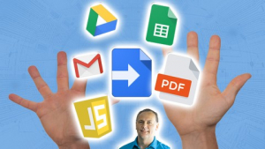 Google Apps Script - Beginners Guide PDF uploader Project Image