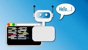 Build a Chatbot with Microsoft AZURE and AWS Image
