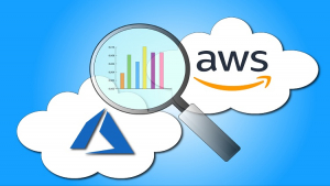 Big Data Analytics with AWS and Microsoft Azure Image