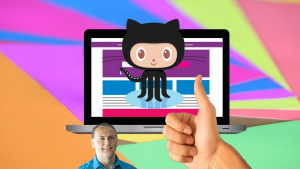 GitHub Free Hosted Website on GitPages and simple Git Guide Image