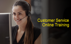 Customer Service Online Training Image
