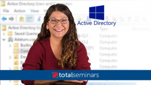 Active Directory with Windows Server 2016 Image