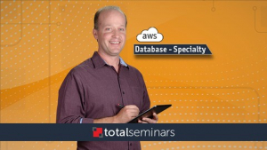 AWS Certified Database Specialty Exam Prep (DBS-C01) Image
