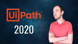UiPath 2020. Robotic Process Automation Introduction Image