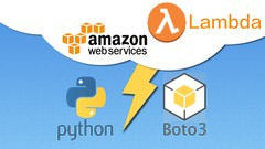 Build and Deploy Lambda Functions: AWS with Python and Boto3 Image